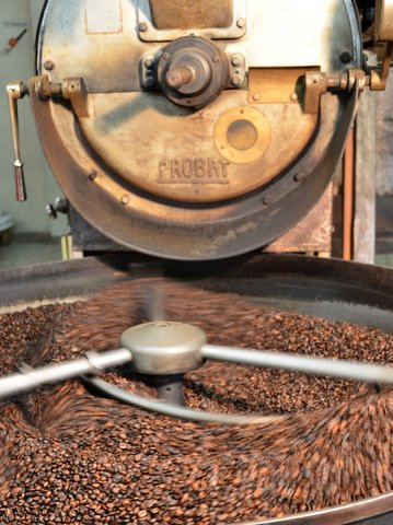 COFFEE ROASTING COMPANY